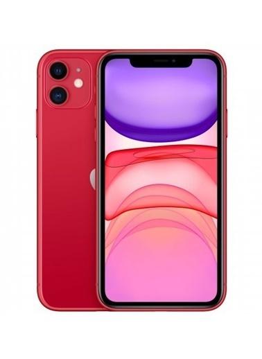 Apple iPhone 11  64GB Cep Telefonu Red MWLV2TU/A (Apple Türkiye) Kırmızı